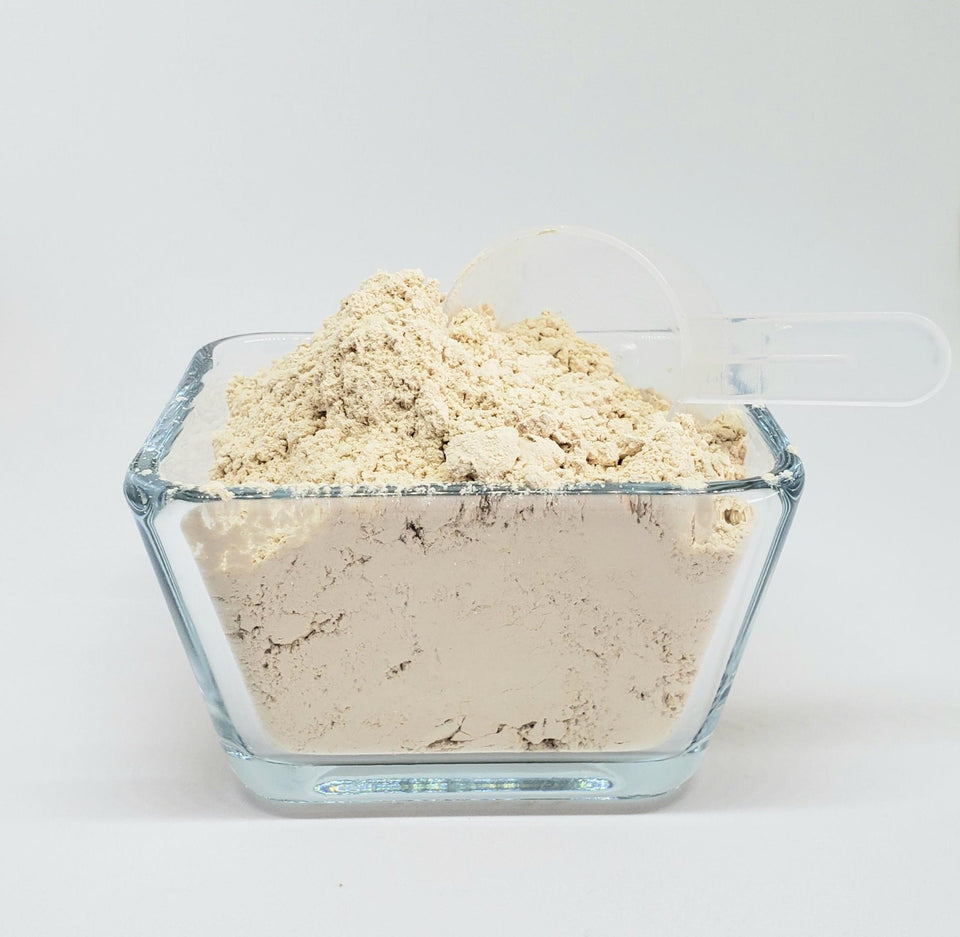 Organic Rice Protein Powder (Workout) 1 Pound