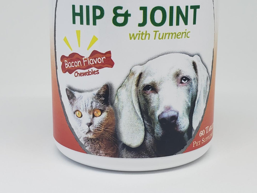 Pet Hip & Joint Care with Turmeric