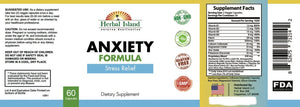 Anxiety Formula 60 Capsules