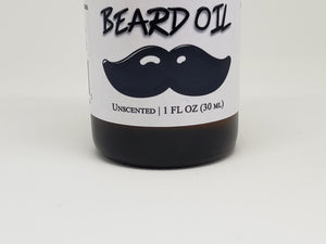Exclusive 9 Oil Blend Beard Oil