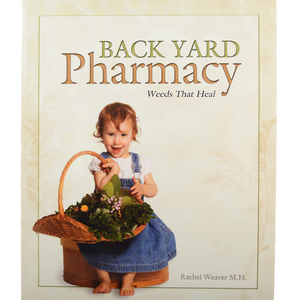 Back Yard Pharmacy book