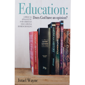 Book - Education: Does God have an Opinion?