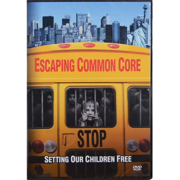 Escaping Common Core Setting Our Children Free