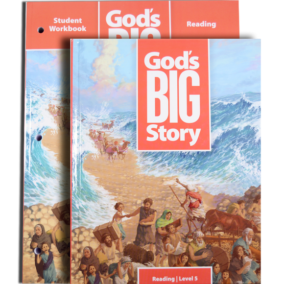 God's Big Story Level 5 Set