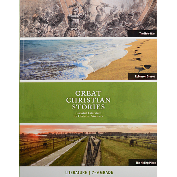 Great Christian Stories Workbook