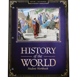 History of the World Student Workbook