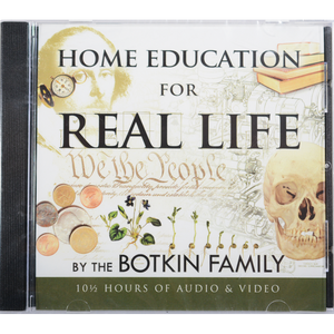 Home Education for Real Life