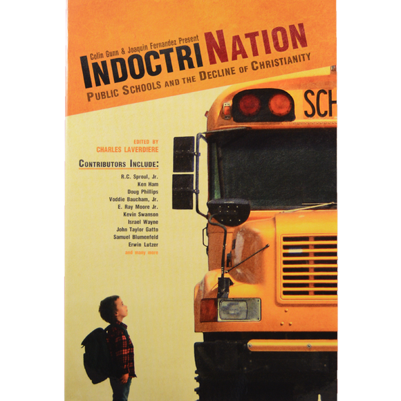 IndoctriNation book