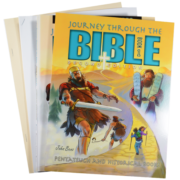 Journey Through the Bible Set