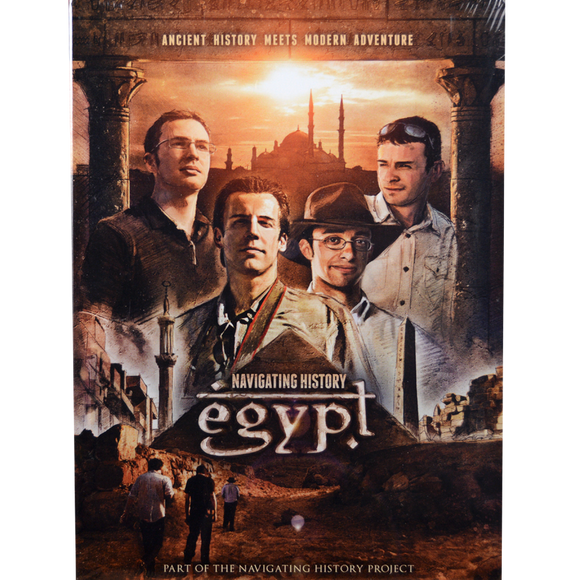 Navigating History: Egypt DVD Set