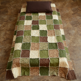 Quilt Throw - Garden Patch