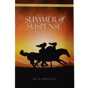 Baker Family Adventures #1 Summer of Suspense*