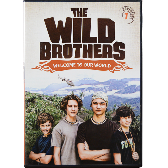 Wild Brothers #1: Welcome to Our World DVD