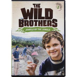 Wild Brothers #2: Jewels of the Jungle DVD