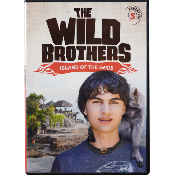 Wild Brothers #5: Island of the Gods DVD