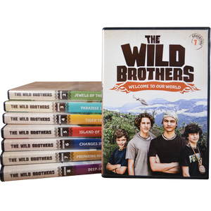 Wild Brothers DVD Set
