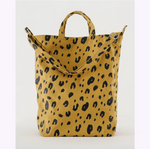 Tote bag en canvas ''Léopard''
