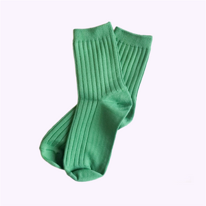 "Chaussettes ""Jade"""