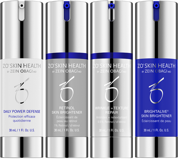 ZO® Brightening Program & Texture Kit