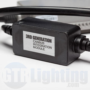 GTR Lighting 35w Canbus Pro 3rd Gen - HID Conversion Kit
