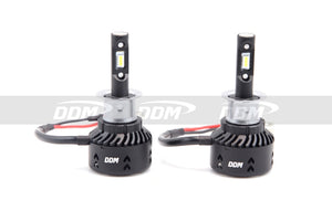 DDM Tuning SaberLED 50W Pro Series - LED Headlight Bulbs