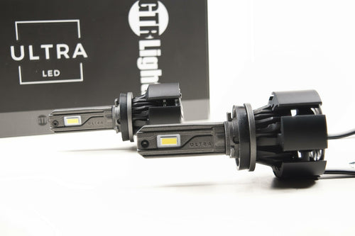 GTR Lighting Ultra 2 - LED Headlight / Fog-Light Bulbs