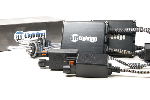 GTR Lighting Ultra Series - HID Conversion Kit