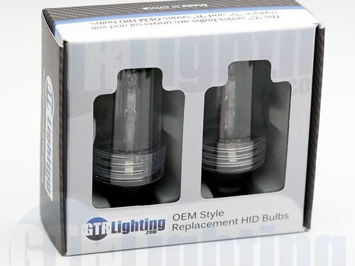 GTR Lighting OE - HID/Xenon Replacement Bulbs