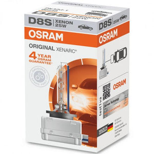 OSRAM Classic - HID/Xenon Replacement Bulbs (pair)