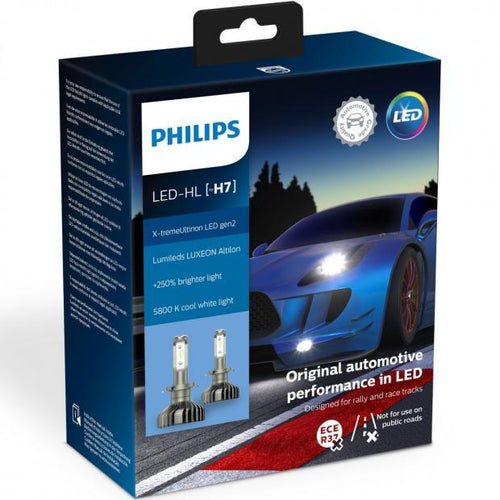 Philips X-tremeUltinon gen2 - LED Headlight Bulbs