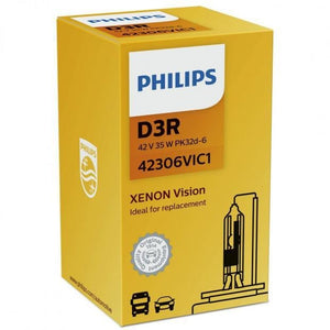 Philips Vision - HID/Xenon Replacement Bulbs (pair)