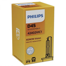 Load image into Gallery viewer, Philips Vision - HID/Xenon Replacement Bulbs (pair)