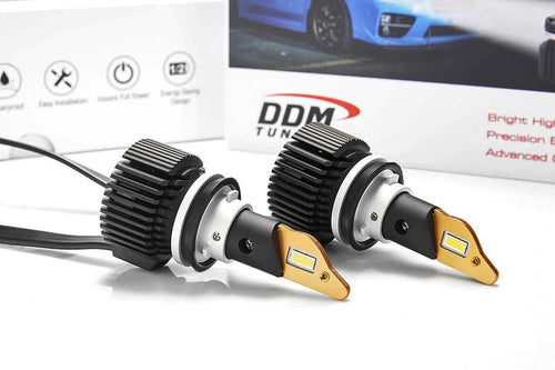 DDM Tuning SaberLED 50W Accu/V2 Pro Series - LED Forward Bulbs