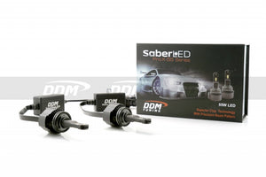 DDM Tuning SaberLED 55W ProX Series - LED Headlight / Fog-Light Bulbs
