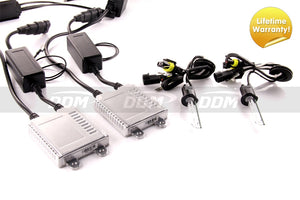 DDM Tuning (35w) Ultra - CANBUS HID Conversion Kit
