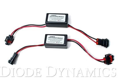 Diode Dynamics - PWM LED/HID Anti-Flicker Module