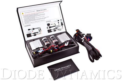 Diode Dynamics 35w Premium Hylux - HID Conversion Kit