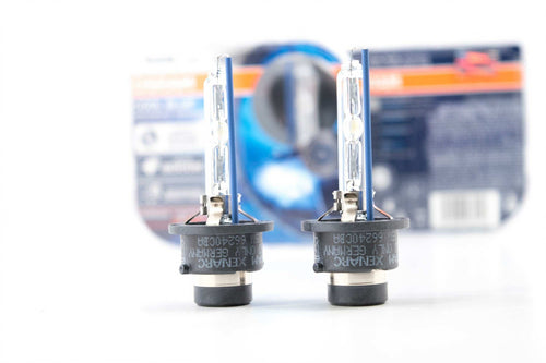 OSRAM Cool Blue Advance - HID/Xenon Replacement Bulbs