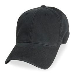 Black Washed - Flexfit Baseball Cap