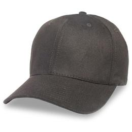 Black Wool - Structured Baseball Cap