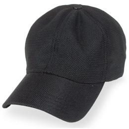 Black All Coolnit - Unstructured Baseball Cap