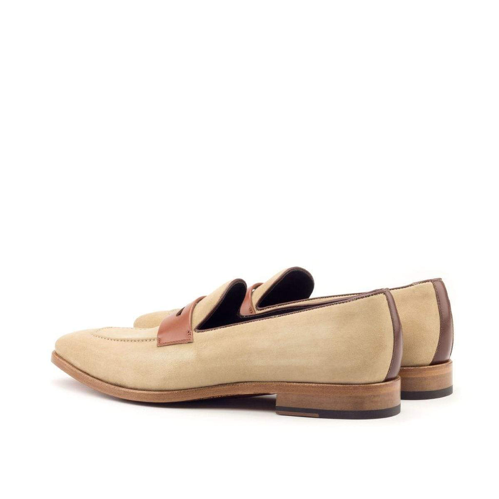 DeBonair Suave TAUPE LOAFER