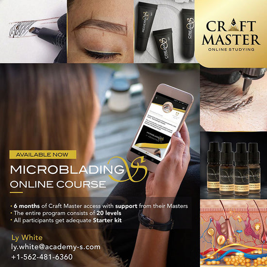 PhiContour & Microblading Training USA - Live and Online