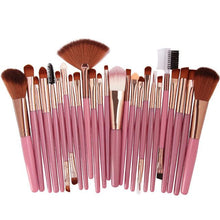 Load image into Gallery viewer, Makeup Brushes - 25Pcs Beauty Set (More Colours)