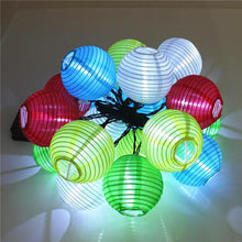 Load image into Gallery viewer, Festive Lights - Solar Led Beautiful Lantern (4 Colours ) - Solar