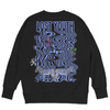 Lost Youth Organic™ jumper - Black