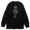 World Sound Systems Long-Sleeve Black