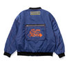 navy ma1 bomber jacket