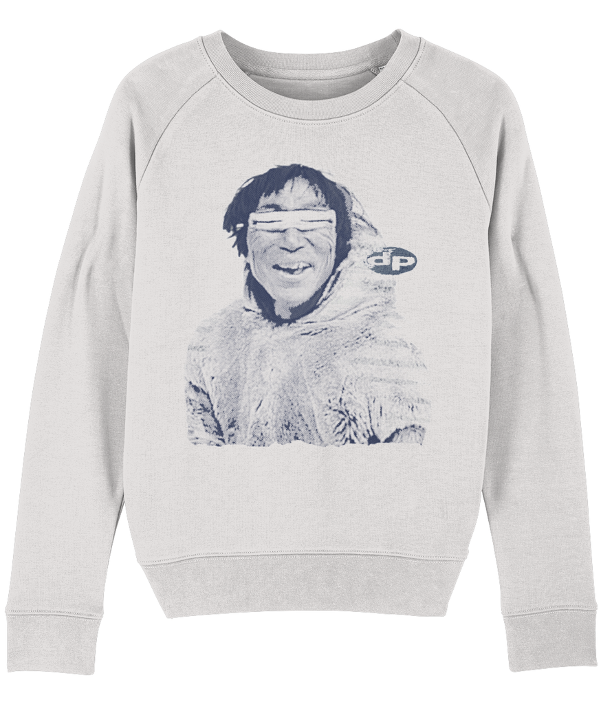 indigenous raglan sweat