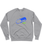 pill raglan sweat